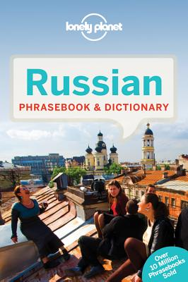 Lonely Planet Russian Phrasebook By Lonely Planet Publications (COR)
